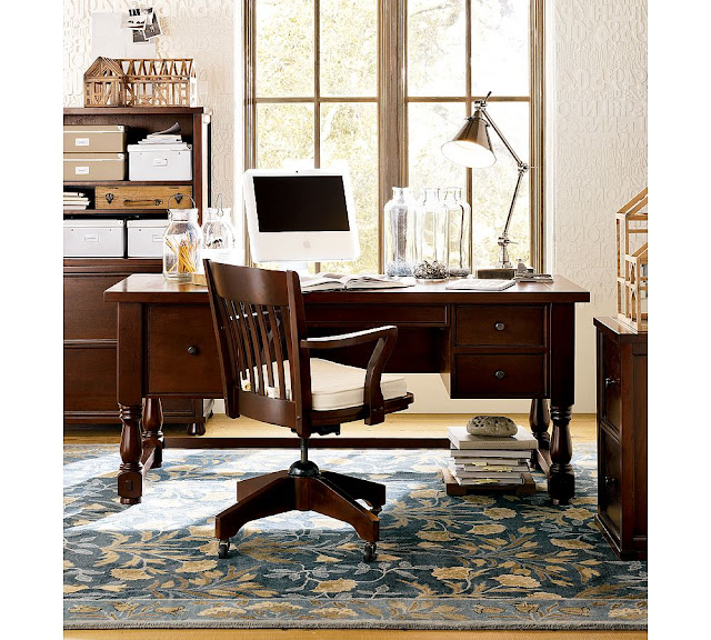 Copy Cat Chic: Pottery Barn Adeline Rug