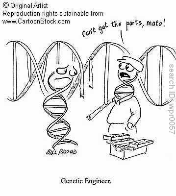 World of Biochemistry (blog about biochemistry): Cartoon