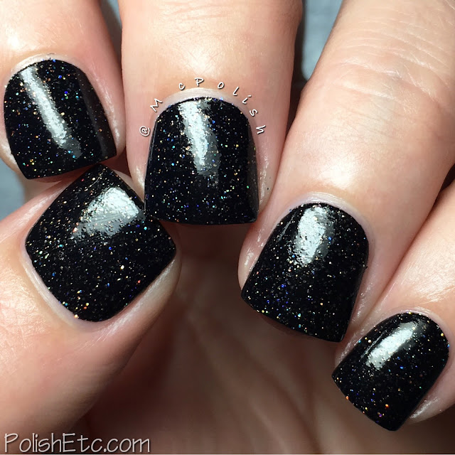 Nine Zero Lacquer - Men of Letters Collection - McPolish - Baby