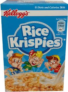 Kellogg's Rice Krispies Mini Box