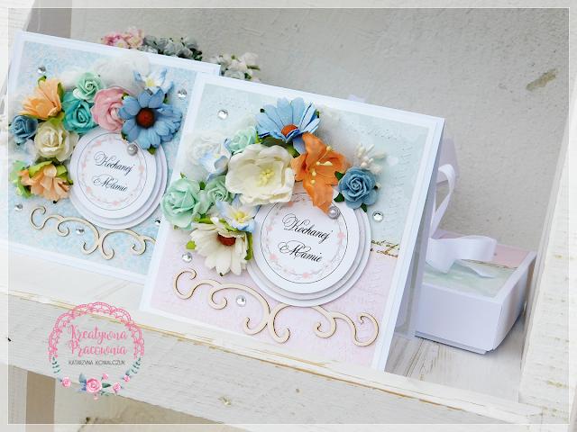 kartka okolicznościowa ręcznie robiona, urodzinowa, imieninowa, handmade, scrapbooking