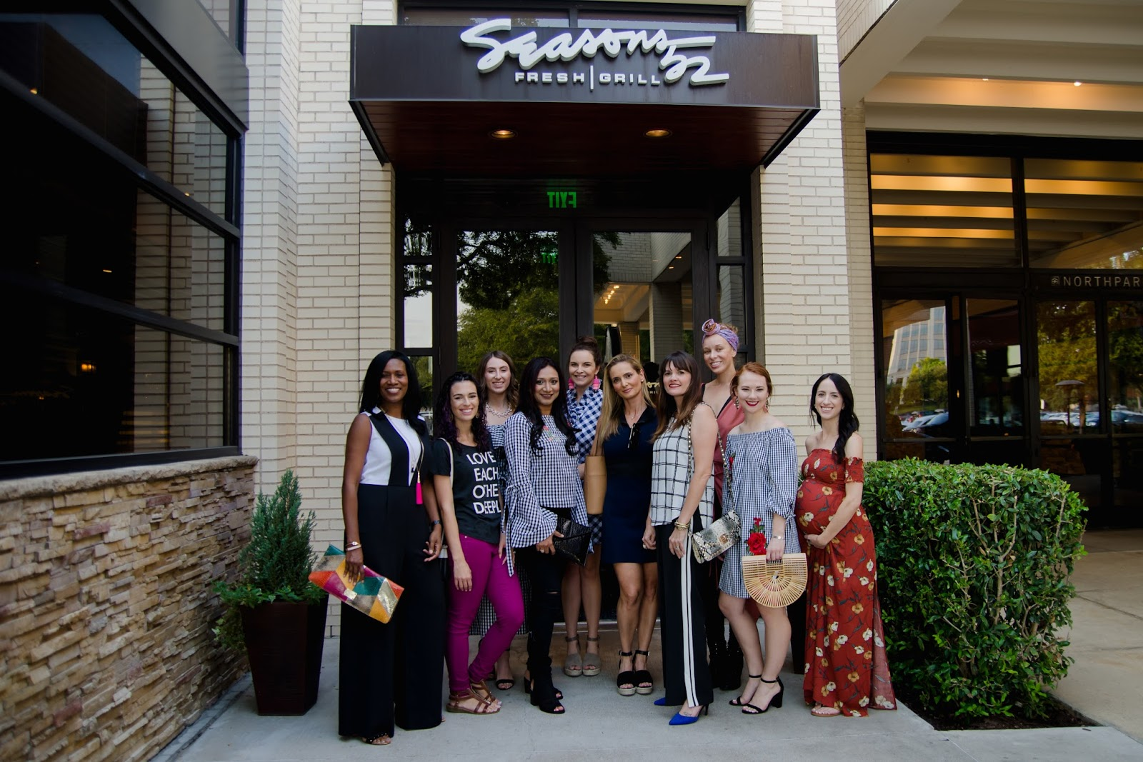 Dallas Bloggers at Studio 52 Northpark