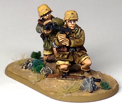 28mm Bolt Action DAK