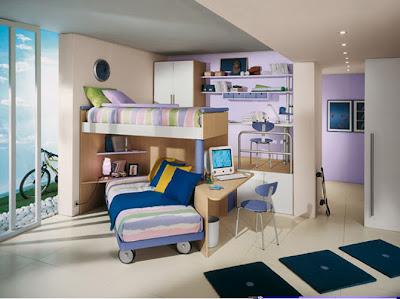 Desain Kamar Tidur Anak | Rumah Idaman Kita