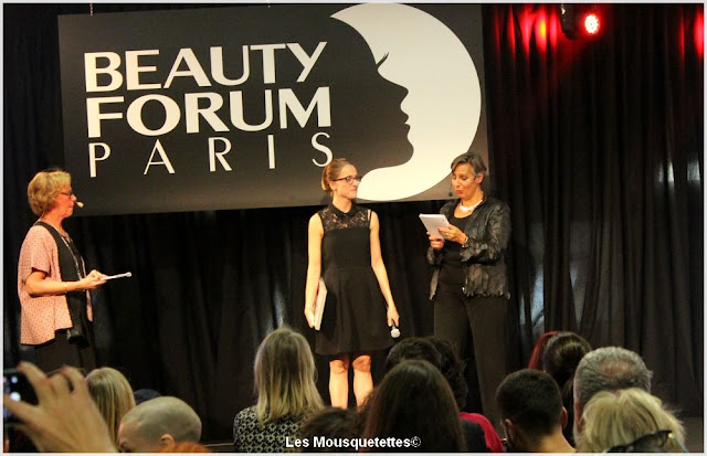 Beauty Forum Awards 2016 - Feerik Nails Studio - Bar à ongles - Blog beauté Les Mousquetettes©