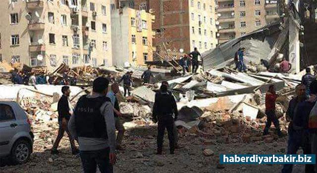 DİYARBAKIR-Dün Diyarbakır Çevik Kuvvet Binasında meydana gelen ve 3 kişinin hayatını kaybettiği saldırı ile ilgili süren soruşturma kapsamında, 5 kişi gözaltına alındı.