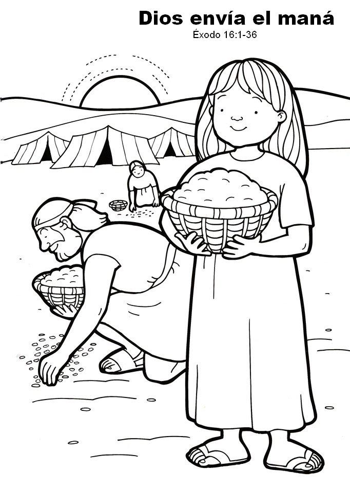 ME ABURRE LA RELIGIÓN: MOISÉS Y EL MANÁ