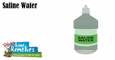 How To Clean Your Ears Safely At Home: Saline Water