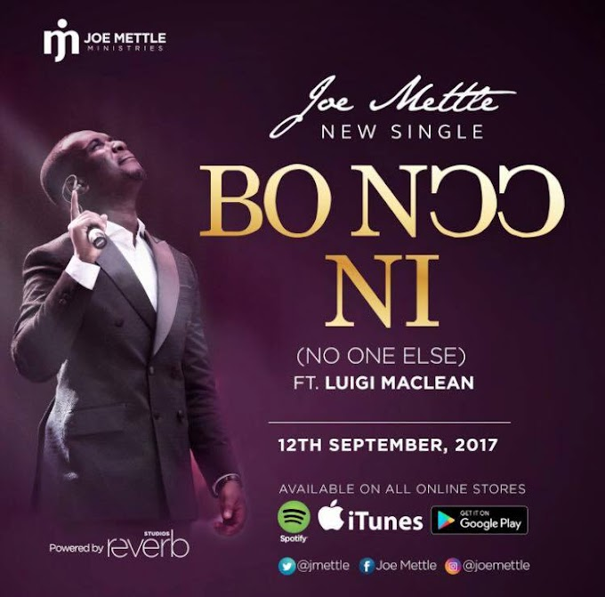 Joe Mettle enlists protégé Luigi Maclean for new single