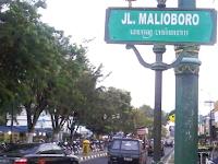 Jalan Malioboro Sebagai Wisata Belanja Dan Sejarah