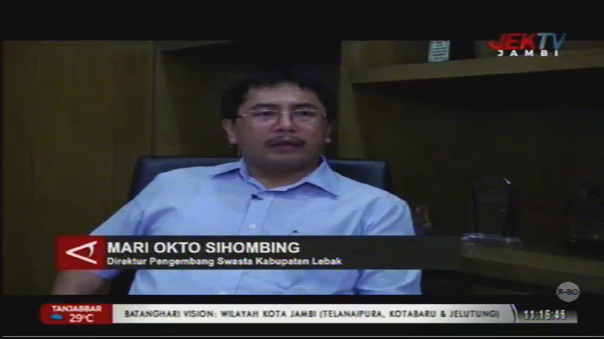 Frekuensi siaran Jek TV di satelit ChinaSat 11 Terbaru