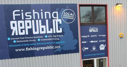 News: Fishing Republic flying following flotation