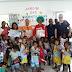 Rotary Club de Cruz das Almas realiza entrega de presentes na Creche Municipal Marinalva Vilas Boas