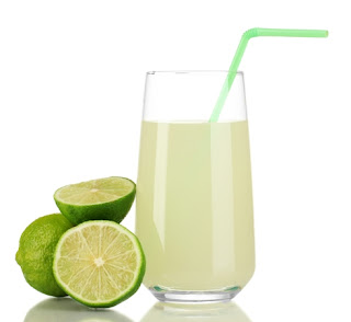 lemon juice for reduce belly fat