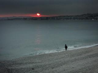 il pescatore,fotografia