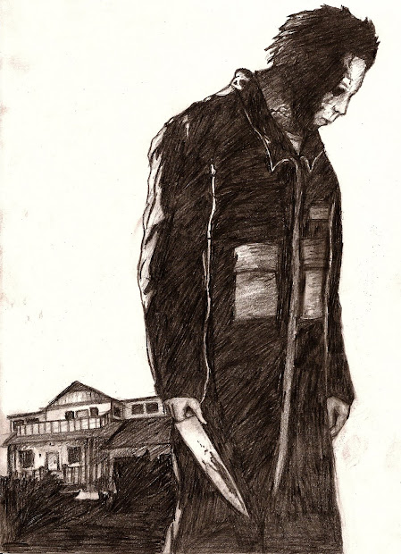 Rob Zombie Film Michael Myers Fan Art