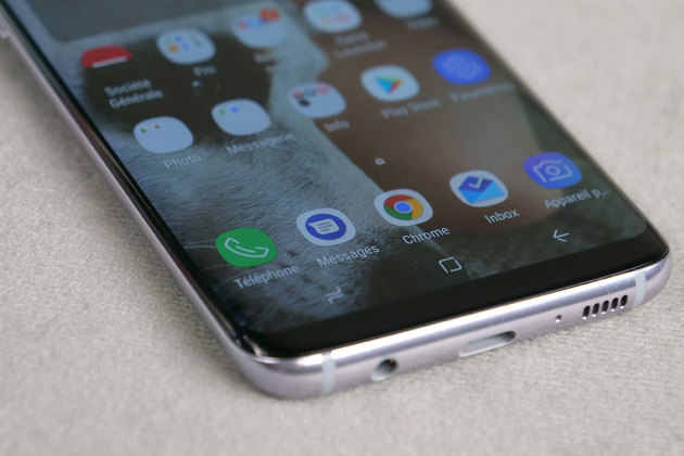 According to new rumors, the Samsung Galaxy S9 could enjoy a screen occupying an increasingly important place.