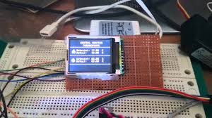 Smart Room Temperature Controller Atmega