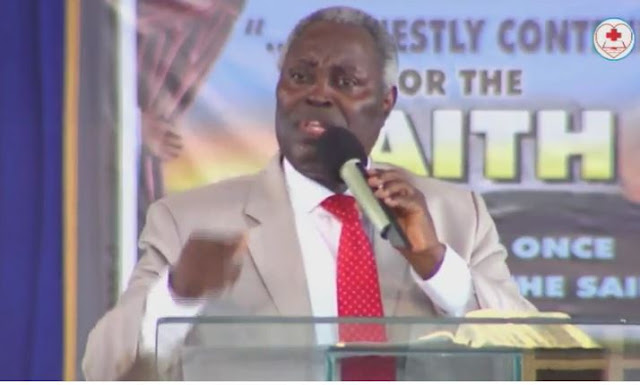 Pastor W.F. Kumuyi's #Quotes on Prevailing Power With God And Men
