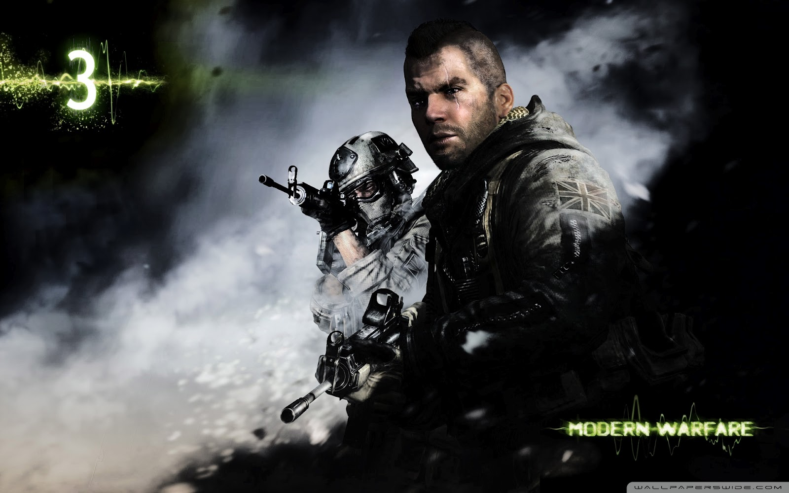Freaking Spot: Call Of Duty Full HD 1080p Wallpapers