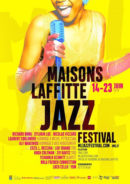 Du 14 au 23 juin Maisons Laffitte va vibrer au rythme du Maisons Laffitte Jazz Festival