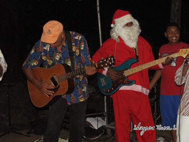 Corn Island inicia tradicional Christmas Carolyn