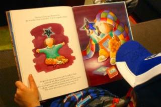 Libro infantil La estrella de Laura