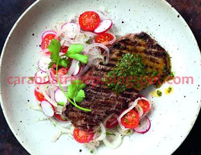 Foto Resep Steak Kambing Rumahan Sederhana Spesial Empuk Asli Enak