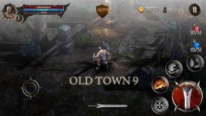 Free Download BloodWarrior MOD APK 2016