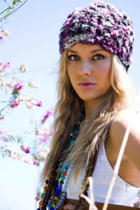 Look Flawlessly in Hippie Hair | bridal wedding and prom ideas