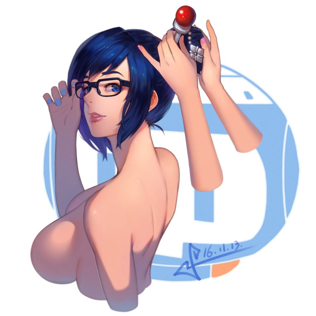 ecchi overwatch girls