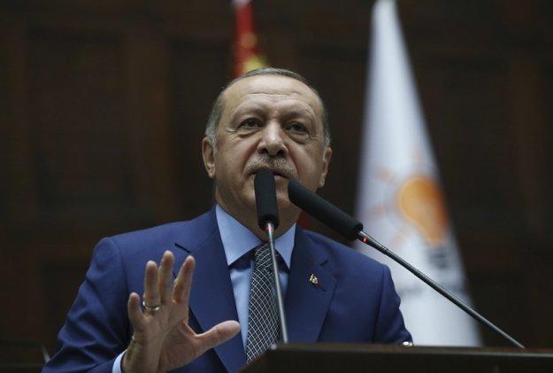 Ερντογάν: Η ριψοκίνδυνη συμπεριφορά Ελλάδας και Κύπρου απειλεί τις ίδιες