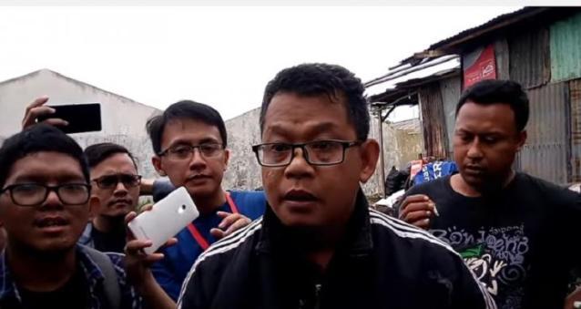 Tim Ahok Juga Debat dengan Pria yang Mengaku Ketua FPI Pasar Minggu