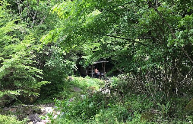 自然の中の混浴露天風呂、別府温泉の3つの野湯に行って来た【t】 へびんの湯  鍋山の湯 鶴の湯