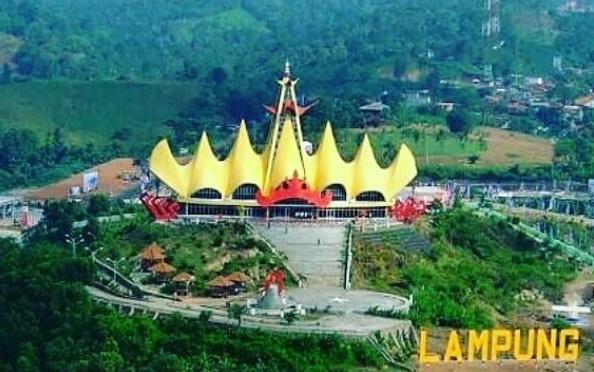 Menara Siger Wisata Lampung