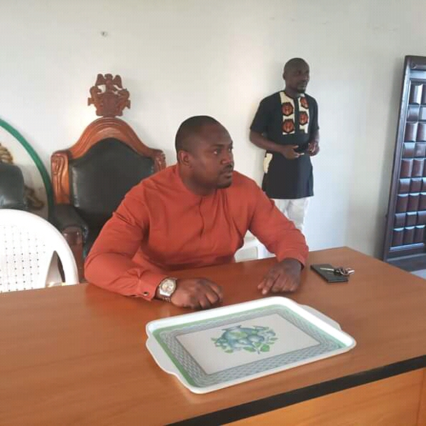 Our Local Government Allocation Gets To Us Directly - Isuikwuato Council Boss, Agbaeze.
