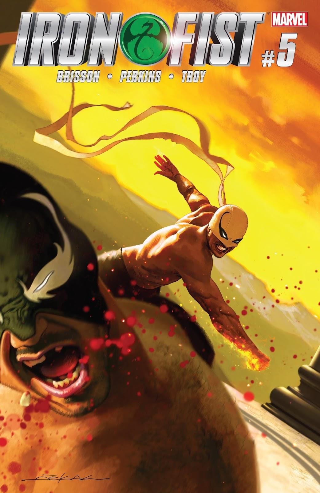 Marvel'S Iron Fist Besetzung
