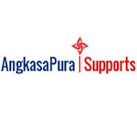 Logo Angkasa Pura Supports