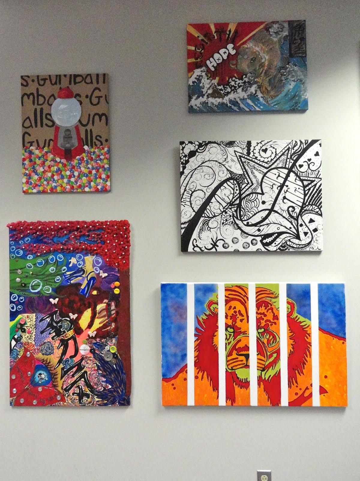 Teen Center Art 88