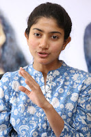 Sai Pallavi looks super cute in plain dress at her interview in Telugu about movie Fidaa ~ Exclusive Celebrities Galleries 036.JPG