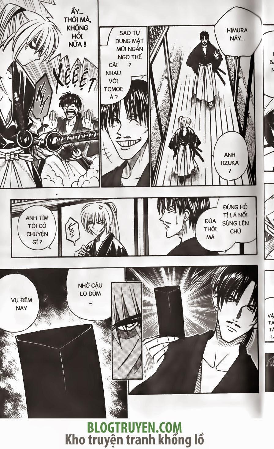 Rurouni Kenshin chap 169 trang 4