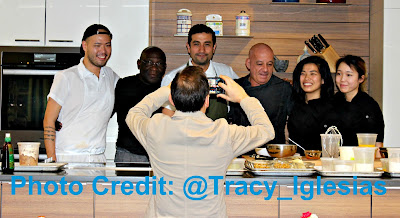 Chef Erik Ramirez, Llama Inn NYC, De Gustibus Cooking School, Macys