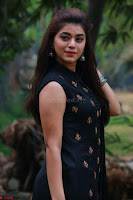 Actress Yamini Bhaskar in a Tight Black Sleeveless Dress ~  Exclusive 33.JPG