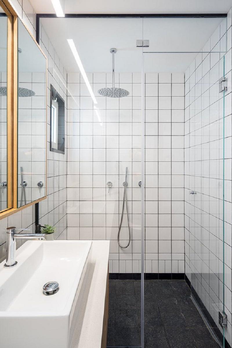 Cận cảnh thiết kế nội thất căn hộ 53m2 sang trọng và tinh tế - H5