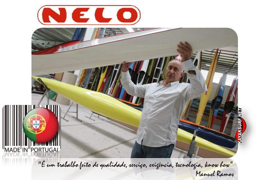 NELO Kayaks | Made in Portugal for all the world | NEWS