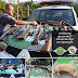 Policiamento Ambiental apreende Armadilhas e um Tatu-Galinha no Vale do Ribeira