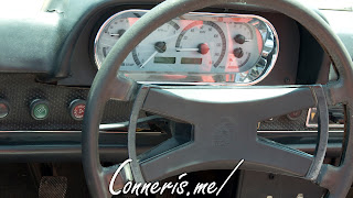 Chevy Small Block Porsche 914 Interior