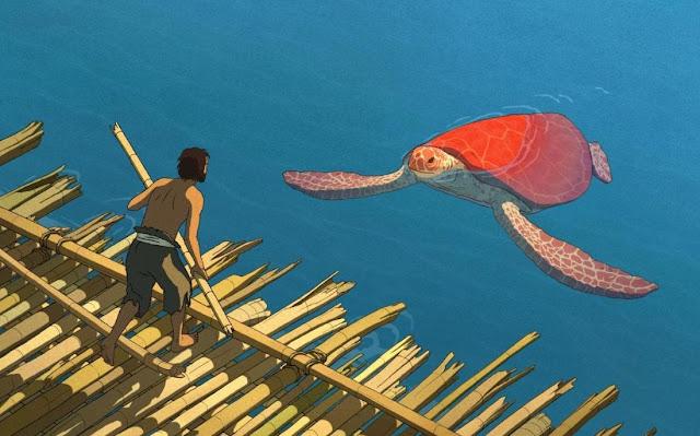 La película Red Turtle de Studio Ghibli, dirigida por Michaël Dudok de Wit en el año 2016 es hasta el momento la última del estudio japonés.
