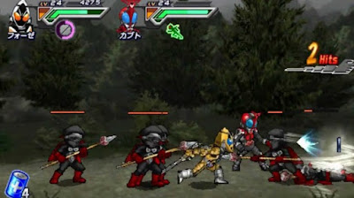 Download All Kamen Rider Rider Generation 2 PSP PPSSPP