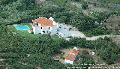 Praia da Amália - Casa de férias de Amália Rodrigues